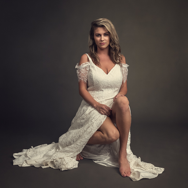 Johnson City Bridal Photography